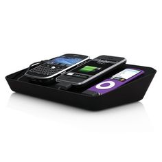 Refresh Charging Station Black, 76€, now featured on Fab.