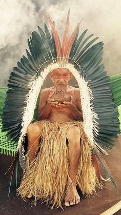 Tata Txanu Natasheni: O grande pajé Yawanawa fez a passagem - Xapuri