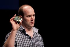 Wired 2013: Eben Upton on where we'd be without Rasberry Pi (Wired UK)