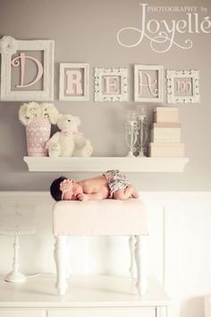 Cute newborn announcement