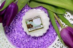 Les Caprices D'une Diva: Invitation Parfumée - Shea Butter de Yankee Candle...