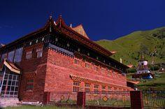 Dodrupchen Monastery
