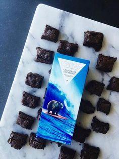 California Dreaming DARK CHOCOLATE BROWNIE BAR - Chocolate Bar - Compartes Chocolatier Gourmet Chocolate