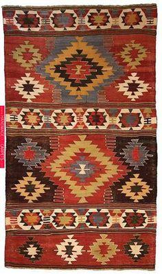 Wholesale Antique Turkish Rug from Konya - Turkey.