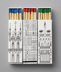 great matches and drawings