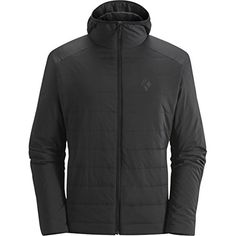 Black Diamond Womens First Light Hoody Small Smoke ** To view further for this item, visit the image link. (This is an affiliate link)