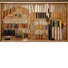 COUTEAUX OPINEL - à partir de - Gamme complète de couteaux Opinel, vente et aiguisage professionnel sur place. Toutes autres marques également. Gravure personnalisée disponible sur place. www.sergeguerard.com -- SERGE GUÉRARD