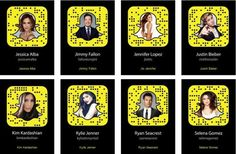 How To Find Celebrities On Snapchat