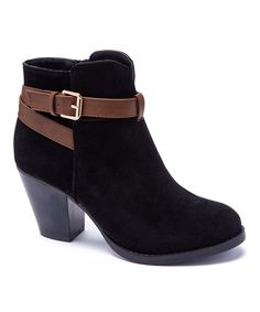 Look at this Ball Band Black Alexa Bootie on #zulily today!