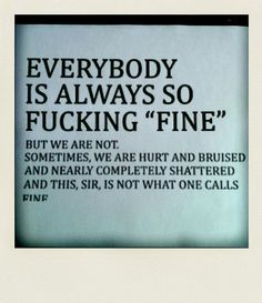 That is my fine..fine is my lying word.. so easy to use and no one can ever tell