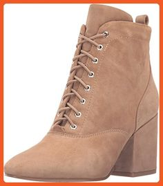 2d7c08786 Sam Edelman Women s Tate Oatmeal Kid Suede Leather Boot 5 M - Boots for  women (