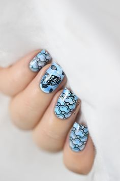 Pisces Nail Art By Marine Loves Polish