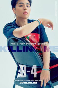 Ju-Ne, iKON, Killing Me Teaser.