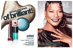 QUEEN LATIFAH | COVERGIRL COSMETICS ADVERTISEMENT