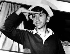 Bob Denver - 1935 - 2005.  Died at the age of 70.  He was being treated for cancer.  He was best known for his role as Gilligan on TV sitcom Gilligans Island