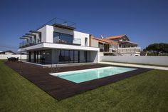 Modern VA House In Torreira, Portugal