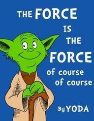 The Force is the Force Star Wars | Vadar | The Force | Return of the Jedi | Empire Strikes Back | New Hope | Jedi | Lightsaber | R2D2 | C3PO | Chewbacca | Han Solo | Luke Skywalker | Yoda