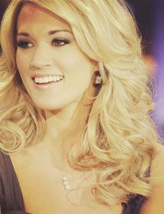 """I love her new song """"something in the water."""" It's about being baptized! So amazing Carrie!"""