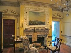 The Sassy Countess Historic Estates and Grand Lifestyles: Mantels And Fireplaces