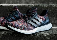 The adidas Ultra Boost 3.0 Multicolor will release on June 28th for $200.