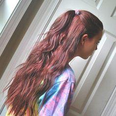 my hair smells sososo good - Modern Weave Hairstyles, Pretty Hairstyles, Carmel Hair, Ariana Grande Hair, Loose Waves Hair, Body Wave Hair, Hair Affair, Peruvian Hair, Mermaid Hair