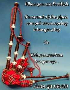 I'm not even Scottish but this is true. Scottish Clans, Scottish Highlands, Scottish Bagpipes, Glasgow, Edinburgh, Scottish Quotes, Scotland History, My Roots, England