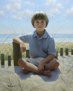 Brian Neher - Portrait Painter