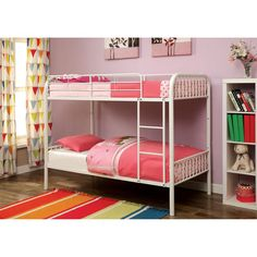 Twin Bed Rainbow Collection