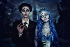 corpse bride cosplay - This might be the best thing I've ever seen.