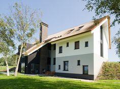 ENZO architectuur & interieur ® (Project) - Nieuwbouw dijkwoning Aalsmeer - architectenweb.nl