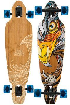 Ripstick Skateboard, Skateboard Design, Painted Skateboard, Longboard Decks, Longboard Design, Cool Longboards, Cool Deck, Skate Decks, Longboarding