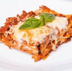 Paleo, Food Tags, Italian Pasta, Penne, Okra, Lasagna, Foodies, Food Porn, Healthy Recipes