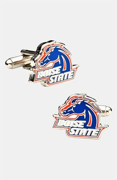 Boise State Broncos Cuff Links