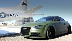 OD green Audi TTS