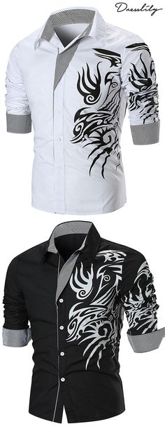 Casual Shirts for Men - Buy new arrivals & latest Casual Shirts for Men from Dresslily.com.FREE SHIPPING WORLDWIDE!#men