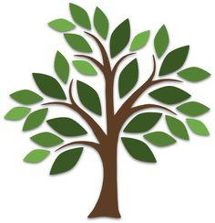 Best Indoor Garden Ideas for 2020 - Modern Tree Stencil, Stencils, Cadeau Grand Parents, Vogel Clipart, Decoration Creche, Motif Arabesque, Paper Art, Paper Crafts, Tree Clipart