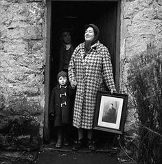 Compulsory eviction from Garnedd Llwyd, Capel Celyn - village drowned to provide water for Liverpool.. an appology was made by Liverpool in 2005, 40 yrs after the drowning of a Welsh village and valley to provide water for an English city...this should never have happened.