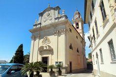 La chiesa di Cavi Borgo
