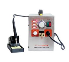 259.92$  Buy here - http://alie28.worldwells.pw/go.php?t=2053375018 - Miniature pulse lithium battery pedal spot welding touch soldering,Holding a spot welder.Soldering iron
