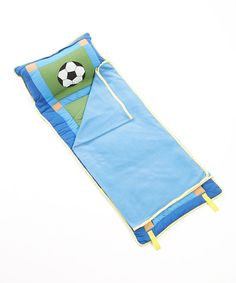 Look at this Sports Nap-N-Go Pad on #zulily today!