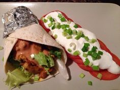 tortilla Hamburger, Tacos, Mexican, Ethnic Recipes, Food, Red Peppers, Essen, Burgers, Meals
