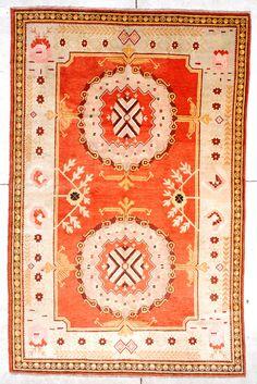 Antique khotan Oriental Rug