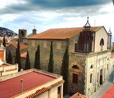 Església de Santa Maria, Roses. Catalunya