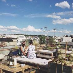 Le perchoir, rooftopbar & restaurant