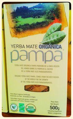 Orgullosos de presentarles la nueva incorporación a ZION Boutique de Yerba Mate Yerba Mate Pampa Orgánica!!! #YoElijoZion #SaborUnico #Inigualable De Misiones directo a Rosario!