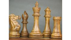 Reproduction Antique Chess Set Rose Wood Pieces. http://www.chessbazaar.com/chess-pieces/mid-range-chess-pieces/reproduction-antique-chess-set-rose-wood-pieces.html