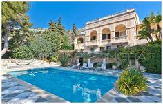 Belle Epoque Style Villa $33,500,000