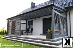 Outdoor Garden Bar, Small Backyard Patio, Diy Patio, Pergola Carport, Pergola With Roof, Pergola Patio, Backyard Patio Designs, Backyard Landscaping, Small Courtyard Gardens