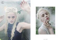 The Ones 2 Watch Esmerelda Fashion Story is 90s Inspired #bohemian #fashion trendhunter.com