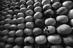 April 18, 1994 The Kibuye Massacres. An estimated 12,000 Tutsis are killed after sheltering at the Gatwaro stadium in Gitesi. Another 50,000 are killed in the hills of Bisesero. More are killed in the town's hospital and church.  April 28-29 Approximately 250,000 people, mostly Tutsi, flee to neighboring Tanzania.  May 23, 1994 The RPF takes control of the presidential palace.  July 5, 1994 The French establish a safe zone in the southwest corner of Rwanda.